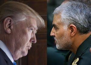 Donald Trump Soleimani
