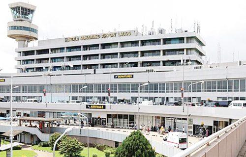 Murtala Muhammed International Airport MMIA Lagos e1586185527975