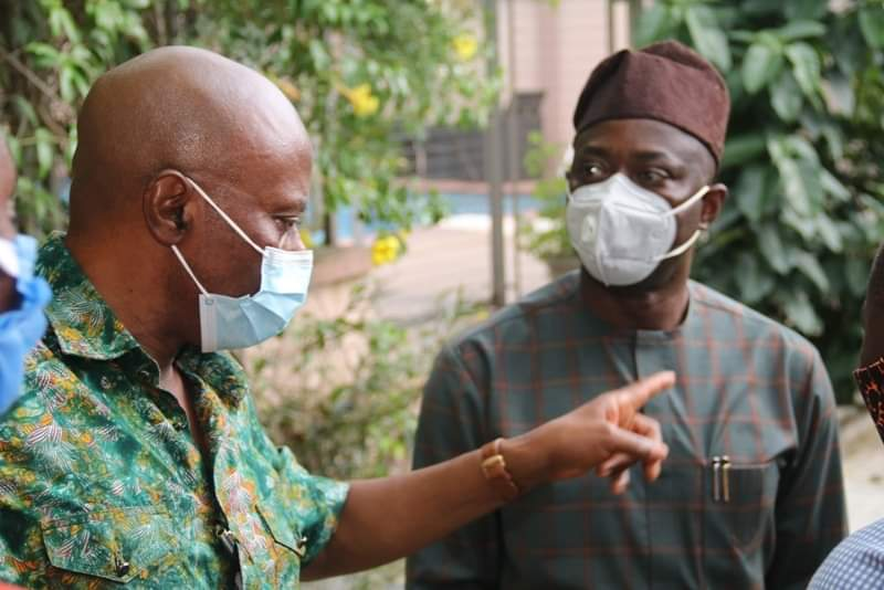 Ajimobi laid to rest