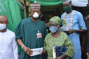 Covid-19: Shina Peller Gifts Cash As Palliative to Constituents