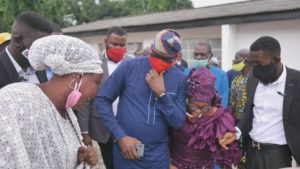 Osoba at 81: An exemplary leader for future generations
