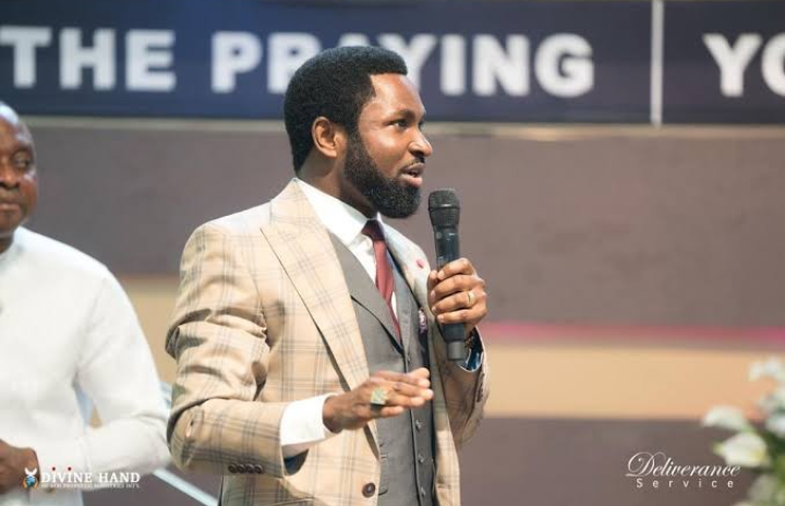 Prophet Emmanuel Omale