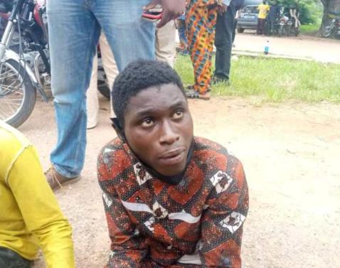 Ibadan Rapist, Killer