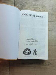 Pastor Williams Kumuyi Bibeli Mimo Atoka