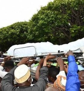 Photo Reports: Isa Funtua Laid To Rest