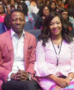 Sam and Nike Adeyemi