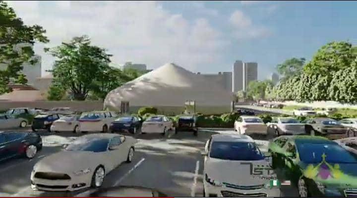 New Dawn Centre: Bishop Idahosa Commences Construction of Multi-billion Naira Ultramodern Church Building
