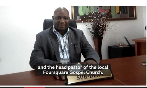 Dr Boniface Igbeneghu of University of Lagos