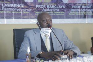 Prof. Lawrence Ikechukwu Ezomonye