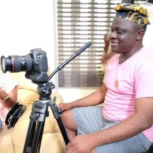 Filmmaker, Femi Bolorunde