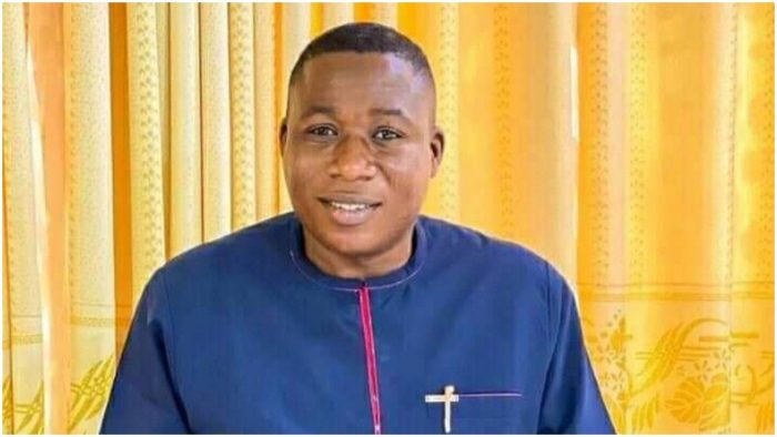 Interpol arrested Sunday Igboho and his wife in Benin Republic — Lawyer e1626893039490