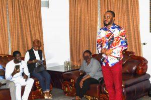 SDNON Visits Archbishop Designate Dr Isaac Idahosa on 32nd Anniversary