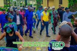 TAMPAN Guild Of Directors Sets Agenda for Indegenous Movie Making with Three Days Retreat