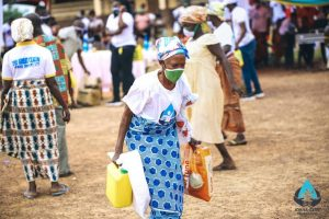 Dr Mrs Joana Gyan Cudjoe: The Queen Of The Golden Revolution Emerges In Africa
