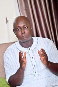 Comrade Gbenga Soloki