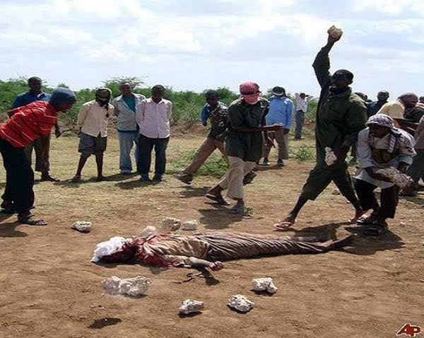 nta staff stoned to death